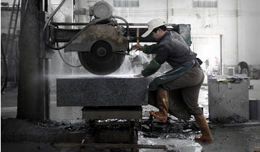 <strong>Granite sawing</strong>